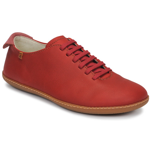Shoes Low top trainers El Naturalista EL VIAJERO Red