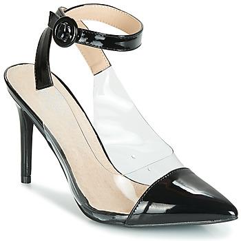 Shoes Women Court shoes Cassis Côte d'Azur CRISTI Black