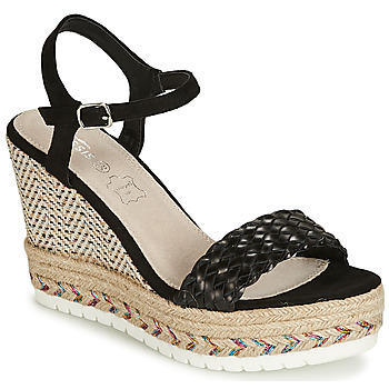 Shoes Women Sandals Cassis Côte d'Azur CASSANDRA Black