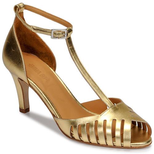 Shoes Women Sandals Emma Go JOELLE Gold