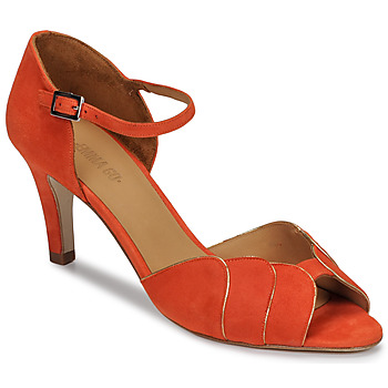 Shoes Women Sandals Emma Go PHOEBE Orange