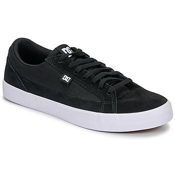 Shoes Men Low top trainers DC Shoes LYNNFIELD M SHOE BKW Black