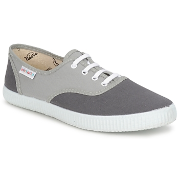 Shoes Low top trainers Victoria INGLESA BICOLOR Grey