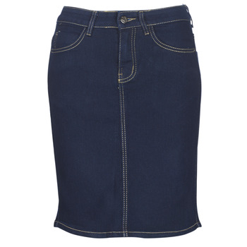 material Women Skirts Yurban JUL Marine