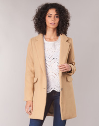 material Women coats Betty London JRUDON Beige
