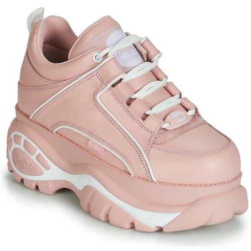 Shoes Women Low top trainers Buffalo 1533063 Pink