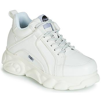 Shoes Women Low top trainers Buffalo 1630121 White