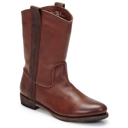 Ankle boots / Boots Blackstone BOLOGNA HORSES Brown 350x350