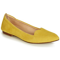 Shoes Women Ballerinas Paco Gil PARKER Yellow