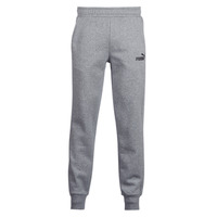 material Men Tracksuit bottoms Puma SWEAT PANT Grey