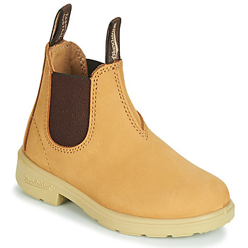 Shoes Children Mid boots Blundstone KID'S BLUNNIES Beige