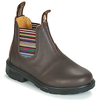 Shoes Children Mid boots Blundstone KID'S BLUNNIES Brown