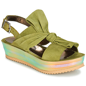 Shoes Women Sandals Papucei CONDE Green