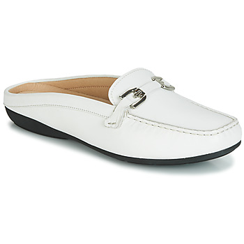 Shoes Women Mules Geox D ANNYTAH MOC White