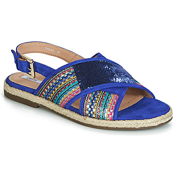 Shoes Women Sandals Geox D KOLEEN Multicolour