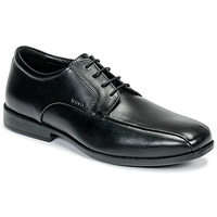 Shoes Men Derby shoes Geox U CALGARY Black