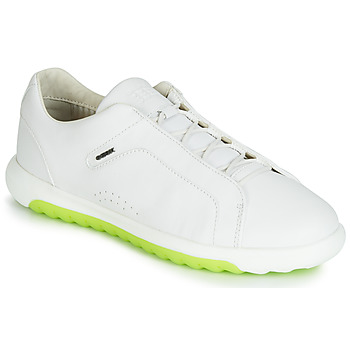 Shoes Men Low top trainers Geox U NEXSIDE White