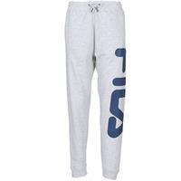 material Tracksuit bottoms Fila PURE Basic Pants Grey