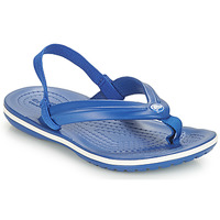 Shoes Children Sandals Crocs CROCBAND STRAP FLIP K Blue
