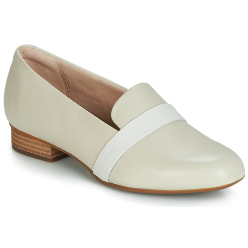 Shoes Women Ballerinas Clarks JULIET ARIEL Beige