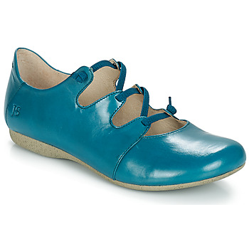 Shoes Women Ballerinas Josef Seibel FIONA 04 Blue