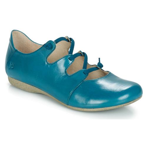 Shoes Women Ballerinas Josef Seibel FIONA 04 Blue