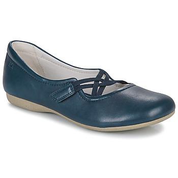 Shoes Women Ballerinas Josef Seibel FIONA 39 Blue