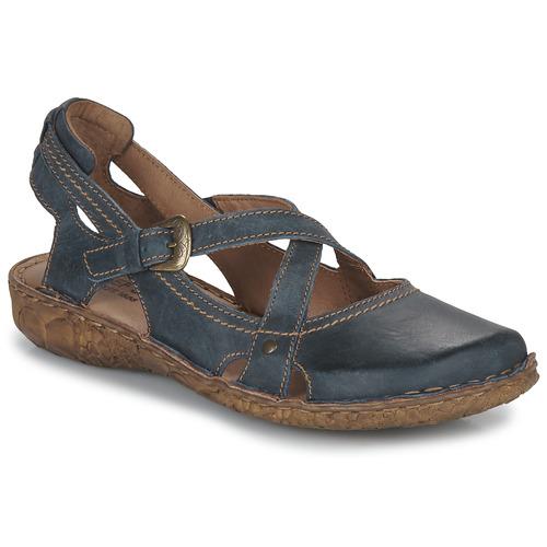 Shoes Women Sandals Josef Seibel ROSALIE 13 Blue