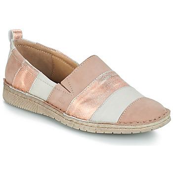 Shoes Women Slip ons Josef Seibel SOFIE 23 Pink / Nude