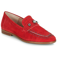 Shoes Women Loafers Dorking 7782 Red