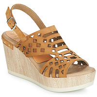 Shoes Women Sandals Dorking 7756 Brown