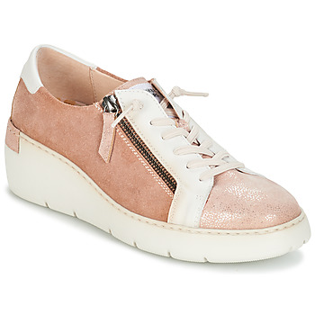 Shoes Women Low top trainers Hispanitas BORA BORA Pink