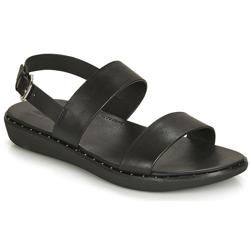 Shoes Women Sandals FitFlop BARRA  black