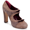 Shoes Women Court shoes Antonio Marras ALINA CAMEL