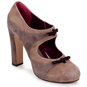 Court-shoes Antonio Marras ALINA CAMEL 350x350