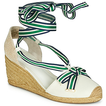 Shoes Women Espadrilles Lauren Ralph Lauren HOLLIE White