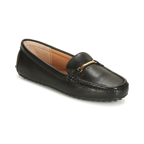 Shoes Women Loafers Lauren Ralph Lauren BRIONY Black