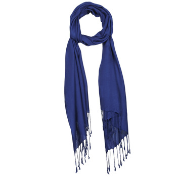 Accessorie Women Scarves André POULBOT Blue