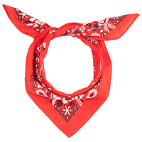 Accessorie Women Scarves André DYNAMITE Red
