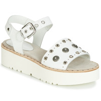 Shoes Women Sandals Fru.it 5435-476 White