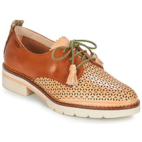 Shoes Women Derby shoes Pikolinos SITGES W7J Camel / Beige