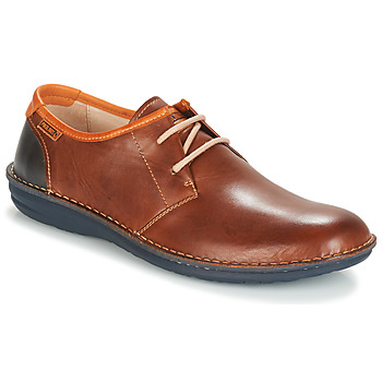 Shoes Men Derby shoes Pikolinos SANTIAGO M8M Camel