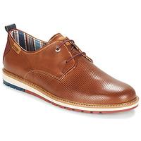 Shoes Men Derby shoes Pikolinos BERNA M8J Camel