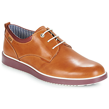 Shoes Men Derby shoes Pikolinos CORCEGA M2P Brown