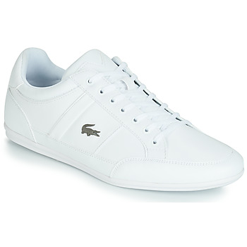 Shoes Men Low top trainers Lacoste CHAYMON BL 1 White