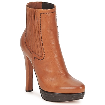 Shoes Women Ankle boots Sebastian AYACUO LEATHER