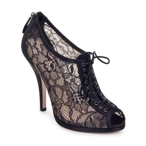 Shoes Women Low boots Sebastian GRIPO Black