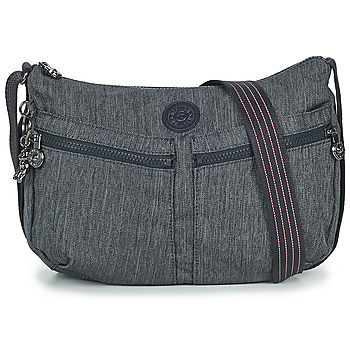 Bags Women Shoulder bags Kipling IZELLAH Blue / Denim