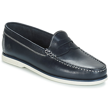 Shoes Men Loafers Lumberjack NAVIGATOR Marine