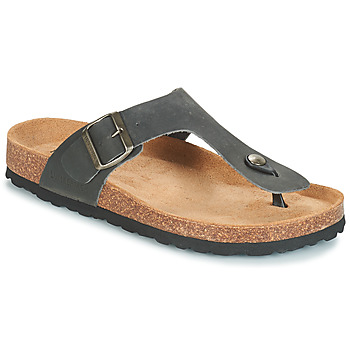 Shoes Men Sandals Lumberjack ISLA Anthracite